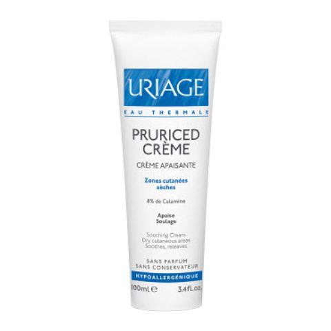 Урьяж Прурисед Крем противозудный для сухих зон кожи  (Туба 100 мл) (Uriage)