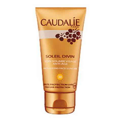 Кодали Уход солнцезащитный антивозрастной для лица SPF30  (Туба 40 мл) (Caudalie)