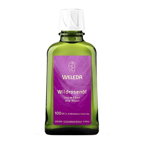 масло Weleda Веледа Роза Масло нежное для тела (Флакон 100 мл) в аптеке ховрино масло для лактации веледа
