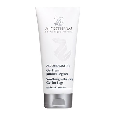 гель Algotherm Альготерм Альгосилуэт Гель для ног успокаивающий освежающий (Туба 100 мл) маска algotherm альготерм альгорегард маска для глаз расслабляющая туба 30 мл