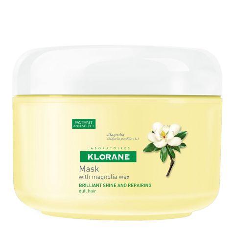 Клоран Маска для блеска волос с воском Магнолии (Банка 150 мл) (Klorane)