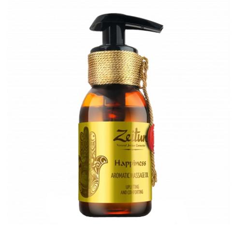 масло Zeitun Зейтун Масло ароматическое массажное Счастье (Флакон 100 мл) стикс масло массажное жизненый тонус