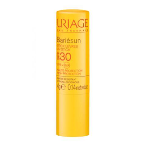 Урьяж Барьесан Стик солнцезащитный для губ SPF30 (Стик 4 г) (Uriage)