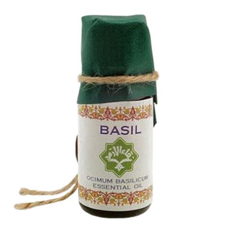 масло Zeitun Зейтун эфирное Масло Базилика (Флакон 10 мл) эфирное масло базилика 10 мл huilargan эфирное масло базилика 10 мл