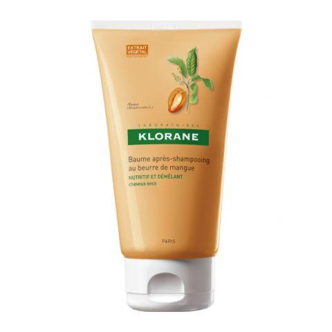 Клоран Бальзам-ополаскиватель с маслом Манго (Туба 150 мл)Шампуни и бальзамы для волос<br>Питает, защищает, увлажняет, восстанавливает волосы по всей длине. Уменьшает ломкость волос. Облегчает расчесывание.<br><br>Объем мл: 150<br>Тип кожи: всех типов