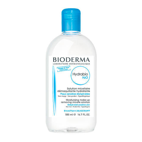 вода мицеллярная Bioderma Биодерма Гидрабио Н20 Вода (Флакон 500 мл) bioderma sensibio micelle solution очищающая вода 500 мл