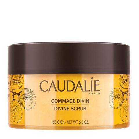скраб Caudalie Кодали Божественный скраб  (Банка 150 мл) концентрат caudalie кодали виноперфект эссенция концентрат для сияния кожи флакон 150 мл