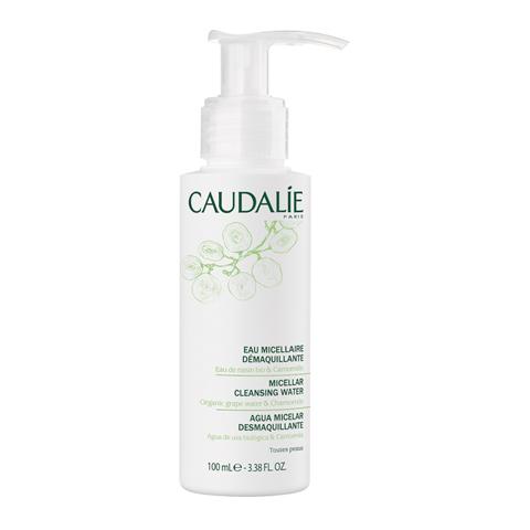 вода мицеллярная Caudalie Кодали Вода для снятия макияжа (Флакон 100 мл) caudalie концентрат для похудения концентрат для похудения