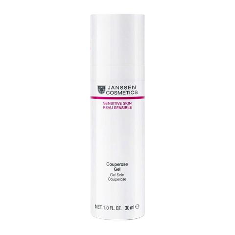 концентрат Janssen Янсен Концентрат антикуперозный для чувствительной кожи (Флакон с дозатором 30 мл) janssen антикуперозный концентрат 50 мл