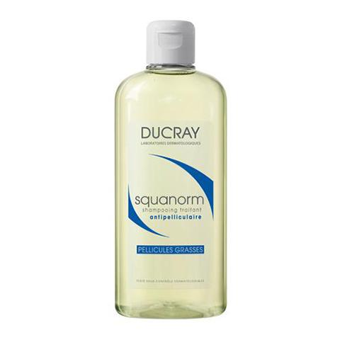шампунь Ducray Дюкрэ Скванорм Шампунь от жирной перхоти (Флакон 200 мл) недорого