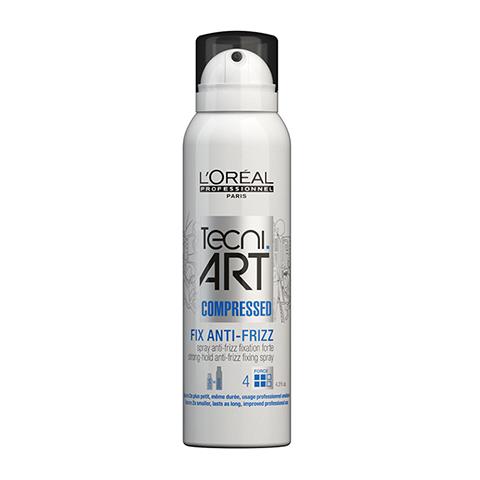 лак для волос L'Oréal Professionnel Лореаль Профессионал Текни-Арт Спрей Анти-Фризз (Спрей 125 мл) l oreal professionnel спрей сильной фиксации с защитой от влаги анти фризз фикс 4 250 мл