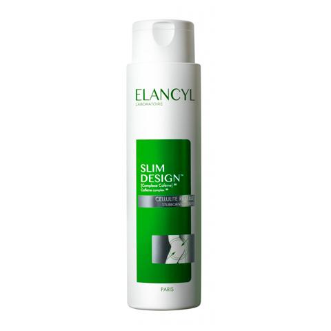 концентрат Elancyl Элансиль Слим Дизайн Концентрат противоцеллюлитный (Флакон с дозатором 200 мл) концентрат premium концентрат противокуперозный сухая кожа 200 мл