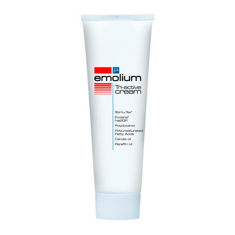 Эмолиум П Крем триактивный (Туба 50 мл) (Emolium)
