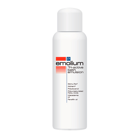 Эмолиум П Эмульсия триактивная для купания (Флакон 200 мл) (Emolium)