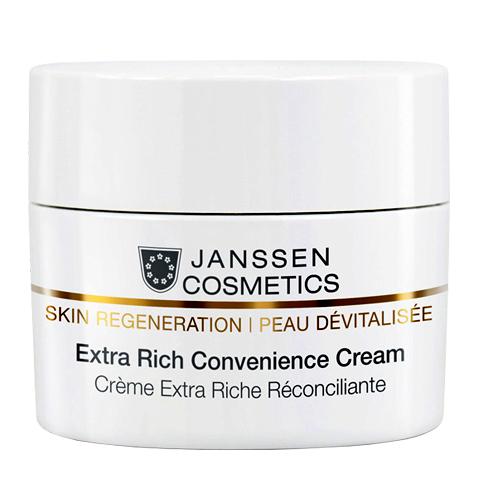 крем Janssen Янсен Элитная линия Крем экстраобогащенный питательный (Банка 50 мл) janssen rich eye contour cream питательный крем для кожи вокруг глаз 15 мл