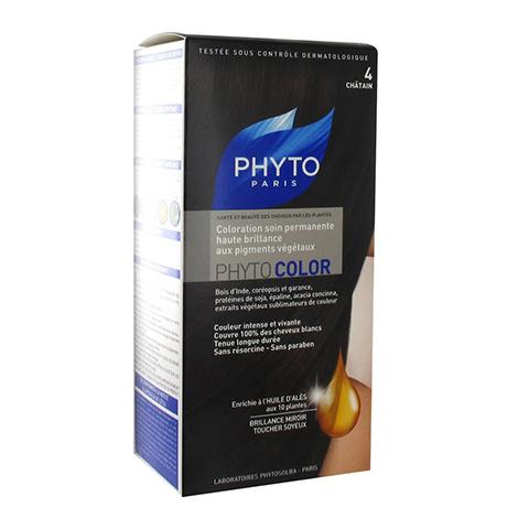Фито Фитоколор Краска для волос (Набор, 4 Шатен) от Perfectoria