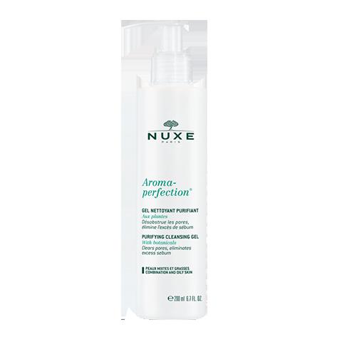 Нюкс Арома-Перфекшн Гель очищающий  (Флакон с помпой 200 мл) (Nuxe)