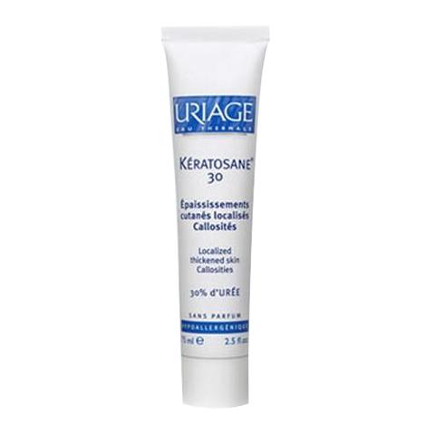 Урьяж Кератозан 30 Гель для локализованных утолщений кожи (Туба 40 мл) (Uriage)