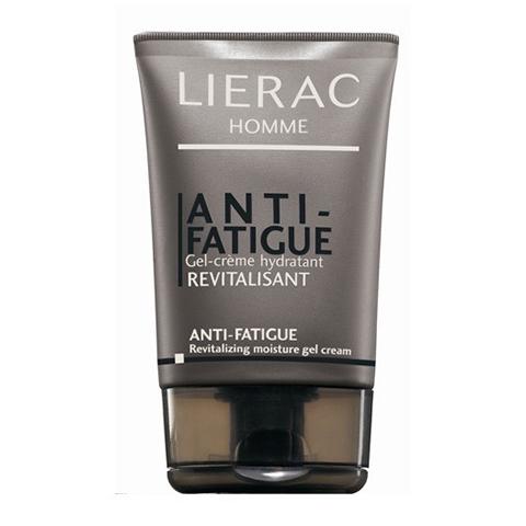 Лиерак Гель-крем для усталой кожи восстанавливающий увлажняющий для мужчин (Туба 50 мл) (Lierac)