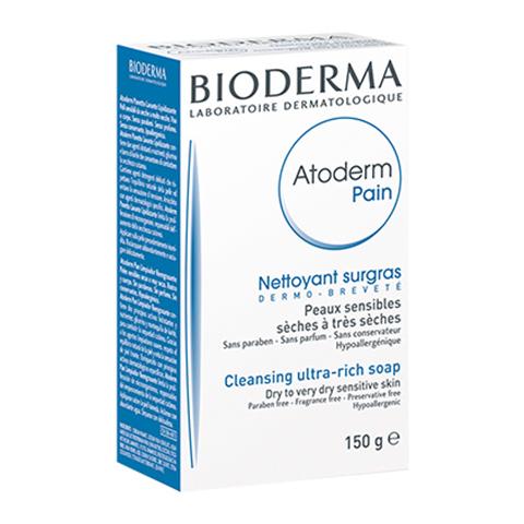 Биодерма Атодерм Мыло (Плитка 150 г) (Bioderma)