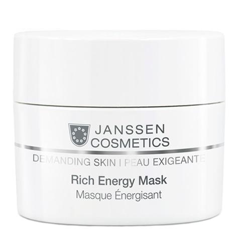 маска Janssen Янсен Требовательная кожа Маска энергонасыщающая регенерирующая (Банка 50 мл) недорого