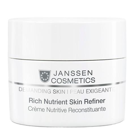 крем Janssen Янсен Требовательная кожа Крем дневной питательный обогащенный SPF15 (Банка 50 мл)