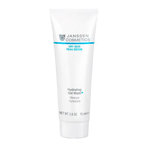 гель Janssen Янсен Гель-маска суперувлажняющая для сухой кожи (Туба 75 мл) janssen янсен набор увлажнение аквапорин 511 590