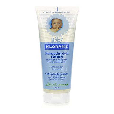 Клоран Бебе Шампунь детский мягкий для легкого расчесывания (Туба 200 мл) (Klorane)