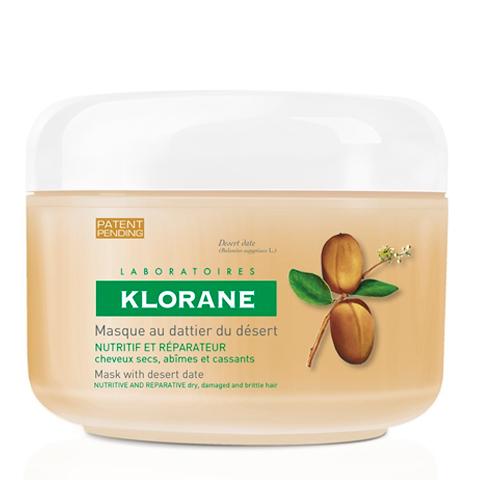 Клоран Питательно-восстанавливающая маска с маслом Финика пустынного (Банка 150 мл) (Klorane)