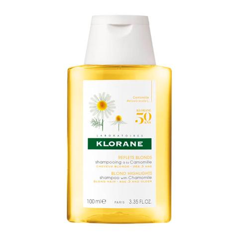 Клоран Шампунь с экстрактом Ромашки (Флакон 100 мл) (Klorane)