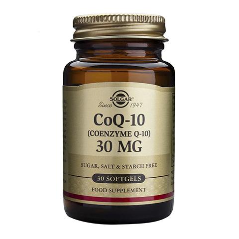 добавка пищевая Solgar Солгар Коэнзим Q-10 30 мг (30 капсул) экстракт грибов рейши шиитаке и мейтаке solgar 50 капсул