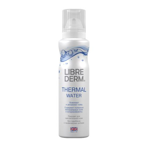 Либридерм Вода термальная (Флакон 125 мл) (Librederm)