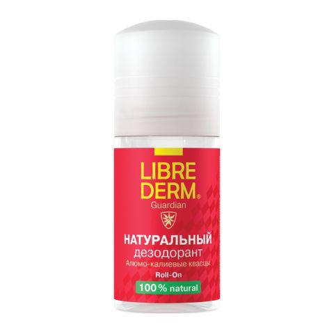 Либридерм Дезодорант Натуральный (Ролик 50 мл) (Librederm)