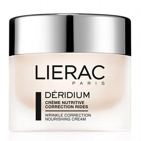 крем Lierac Лиерак Деридиум Крем питательный для сухой и очень сухой кожи (Банка 50 мл) lierac лиерак деридиум крем питательный для сухой и очень сухой кожи банка 50 мл