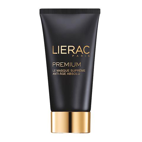 Лиерак Премиум Маска (Туба 75 мл)Уход за лицом<br>Lierac Premium la Masque Supreme (Лиерак Премиум Маска) для всех типовзрелойкожи.<br>Экстренное омоложение от Лиерак! Lierac Premium la Masque Supreme с удвоенным содержанием гиалуроновой кислоты и сублимирующими микропигментами оказывает интенсиное разглаживающее действие, улучшает цвет лица и восстаноавливает упругость кожи. Высокая концентрация антивозрастного комплекса Premium Cellular дополняет действие гиалуроновой кислоты, устраняет все видимые признаки возрастных изменений. Ваша кожа снова сияет молодостью!<br>Маска Лиерак Премиум с кремовой, насыщенной текстурой мгновенно создает эффект второй кожи с бархатистым сиянием.<br>Активные компоненты:<br>антивозрастной Комплекс Premium Cellular (4,5%) с экстрактами редких цветков (черная роза, черный мак, черная орхидея) устраняет признаки старения кожи: разглаживает и заполняет морщинки, выравнивает цвет лица, возвращает сияние и молодость;<br>гиалуроновая кислота (10%) обеспечивает интенсивное питание кожи, повышает упругость, укрепляет текстуру;<br>сублимирующие микропигменты усиливают действие активных ингредиентов.<br><br>Объем мл: 75<br>Тип кожи: всех типов