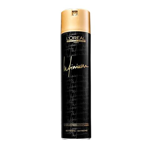 лак для волос L'Oréal Professionnel Лореаль Профессионал Лак Инфиниум Кристал Экстрем (Спрей 500 мл) лак framesi by extreme hold hairspray 500 мл