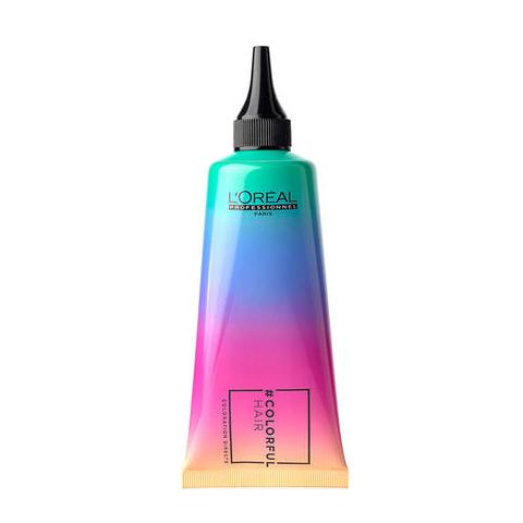 краска для волос L'Oréal Professionnel Лореаль Профессионал Колорфул (Туба 90 мл) крем паста l'oréal professionnel лореаль профессионал ом крем паста матирующая флакон с дозатором 80 мл