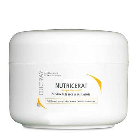 Дюкрэ Нутрицерат Маска сверхпитательная  (Банка 150 мл)Маски для волос<br>Питает и восстанавливает глубокие кератиновые структуры волоса. Защищает и восстанавливает поверхность кутикулы волоса. Облегчает расчесывание. Приятный аромат, комфортное использование.<br><br>Объем мл: 150<br>Тип кожи: нормальной, сухой