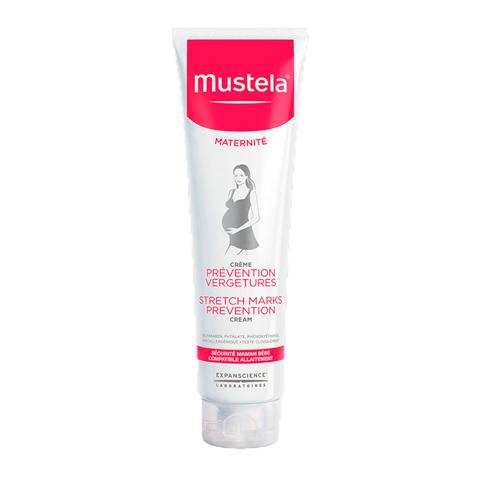 крем Mustela Мустела Матернити Крем для профилактики растяжек (Туба 150 мл) какой крем от растяжек при беременности