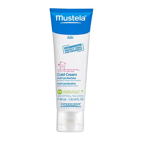 Мустела Бебе Кольд-крем для детей (Туба 40 мл) (Mustela)