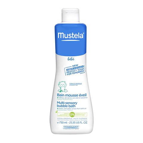 пена для ванны Mustela Мустела Бебе Пена для ванны (Флакон 200 мл) mustela пена для ванны mustela bebe 8700794 200 мл