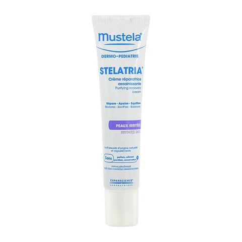 Мустела Стелатрия Крем-эмульсия восстанавливающая (Туба 40 мл) (Mustela)