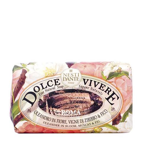 мыло Nesti Dante Нести Данте Сладкая жизнь Мыло Рим (Плитка 250 г) nesti dante мыло dolce vivere сардиния 250 г