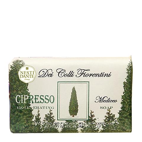 мыло Nesti Dante Нести Данте Высоты Флоренции Мыло Кипарис (Плитка 250 г) nesti dante мыло horto botanico огурец 250 г