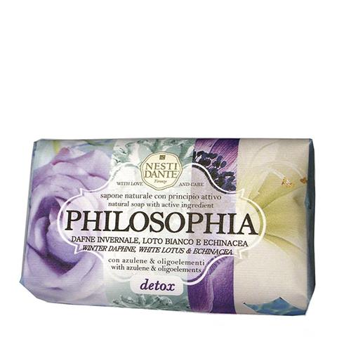 мыло Nesti Dante Нести Данте Философия Мыло туалетное Детокс (Плитка 250 г) мыло nesti dante нести данте каролина и эдуардо мыло туалетное деликатное плитка 250 г