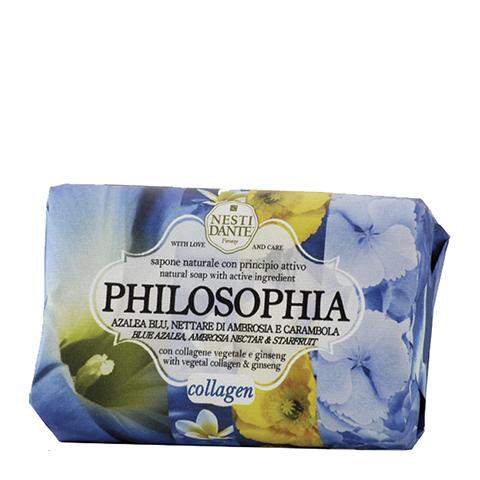 мыло Nesti Dante Нести Данте Философия Мыло туалетное Коллаген (Плитка 250 г) мыло nesti dante нести данте каролина и эдуардо мыло туалетное деликатное плитка 250 г