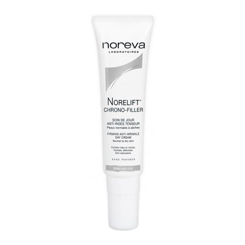 Норева Норелифт Хроно-филлер Крем дневной укрепляющий против морщин для сухой кожи (Noreva)