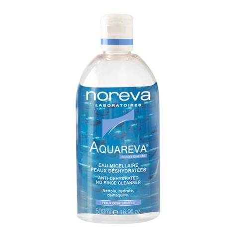 вода мицеллярная Noreva Норева Акварева Вода мицеллярная для обезвоженной кожи (Флакон 500 мл) noreva noreva уход ночной интенсивный увлажняющий 24 часа aquareva 50 мл