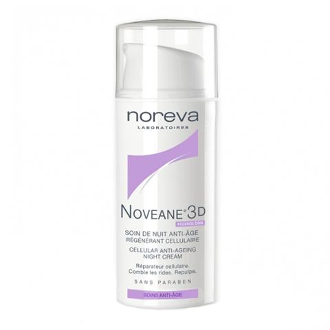 Норева Новеан 3D Ночной регенерирующий уход (Флакон 30 мл) (Noreva)
