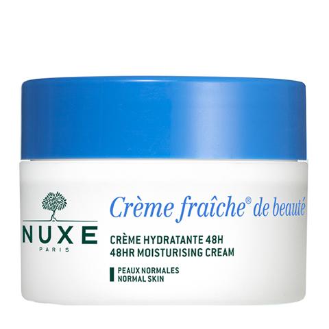 крем Nuxe Нюкс Крем Фреш де Ботэ Крем увлажняющий 48 часов (Банка 50 мл) недорого
